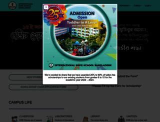 ithsbd.net screenshot