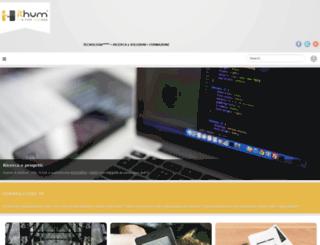 ithum.com screenshot