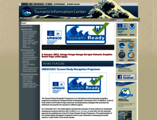 itic.ioc-unesco.org screenshot