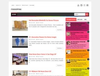 itikshopping.blogspot.com screenshot