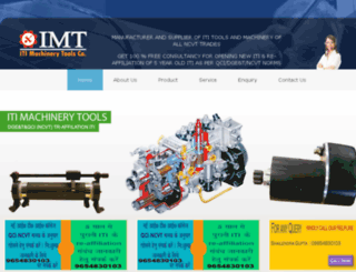 itimachinerytools.com screenshot
