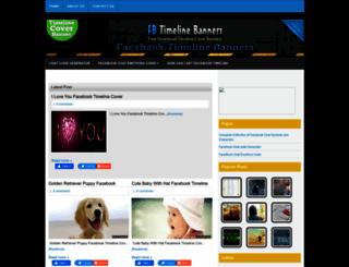 itimelinebanner.blogspot.com screenshot
