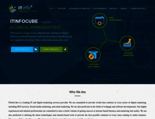 itinfocube.com screenshot