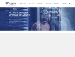itirana.com screenshot