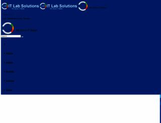 itlabsolutions.com screenshot