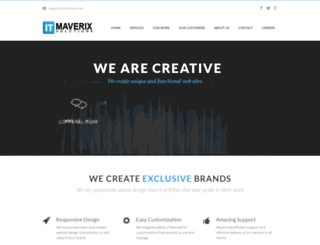 itmaverix.net screenshot