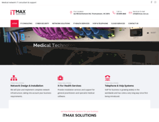 itmax.net.au screenshot