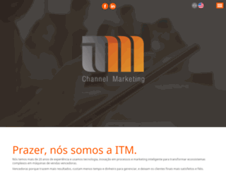 itmchannelmarketing.com screenshot