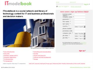 itmodelbook.com screenshot