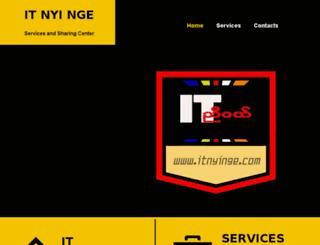 itnyinge.com screenshot