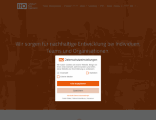 ito.co.at screenshot