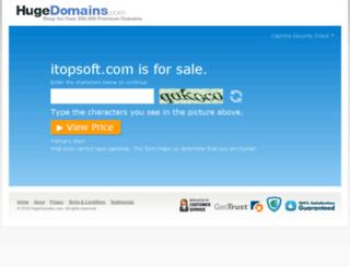 itopsoft.com screenshot