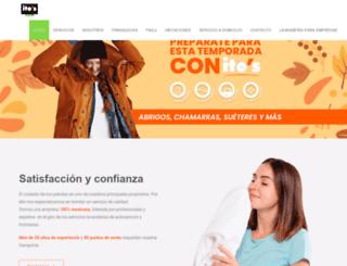 itos.com.mx screenshot