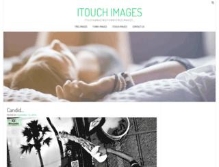 itouchimages.com screenshot