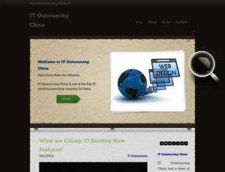 itoutsourcingchina.weebly.com screenshot
