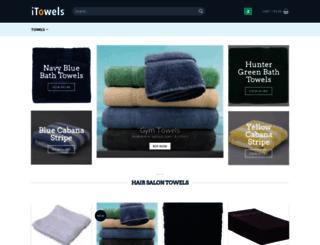 itowels.com screenshot