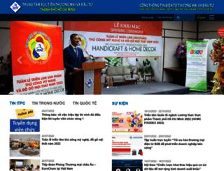 itpc.gov.vn screenshot