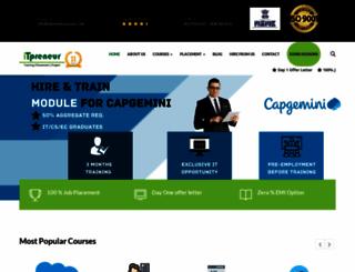 itpreneurpune.com screenshot