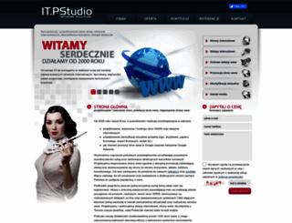 itpstudio.net screenshot