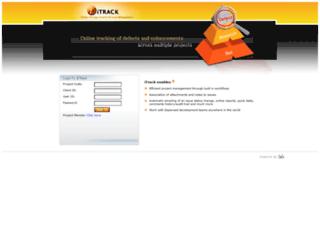 itrack.ebix.com screenshot