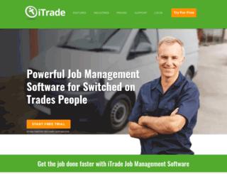 itrade.net screenshot