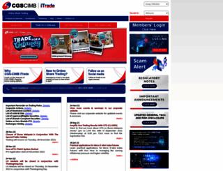 itradecimb.com.my screenshot