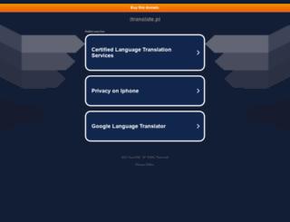 itranslate.pl screenshot