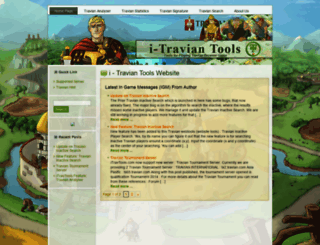 itravtools.com screenshot