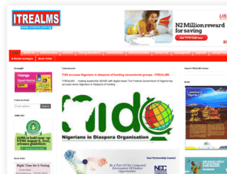itrealms.blogspot.com screenshot