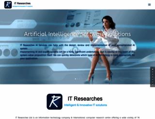 itresearches.com screenshot