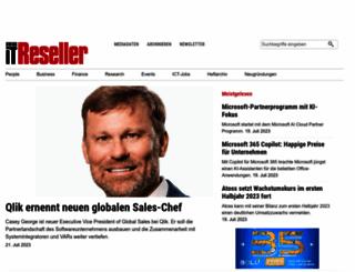 itreseller.ch screenshot