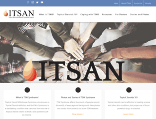 itsan.org screenshot