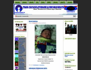 itsarseratus.wordpress.com screenshot