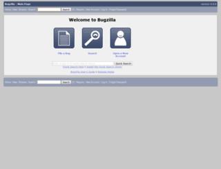 itsbugs.dss-partners.com screenshot
