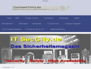 itseccity.org screenshot