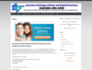itsinsurancequotes.com screenshot