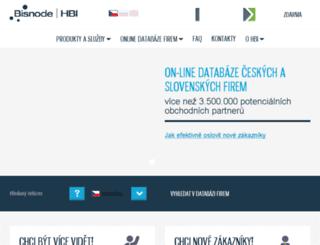itsintech.hbi.cz screenshot