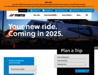 itsmarta.com screenshot