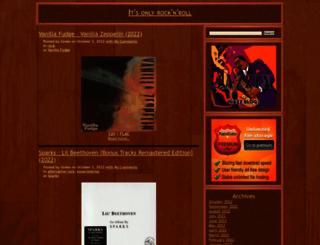 itsonlyrockandroll.info screenshot