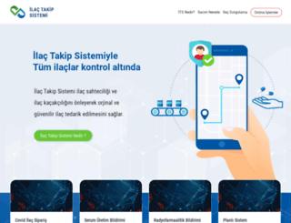 itsportal.saglik.gov.tr screenshot