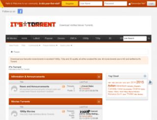 itstorrent.com screenshot