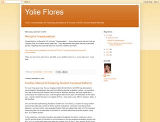 itsyolie.blogspot.com screenshot