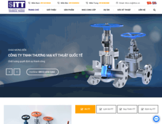 ittco.vn screenshot