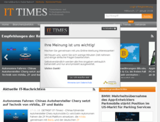 ittimes.de screenshot