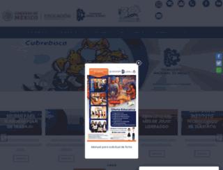 ittlaxiaco.edu.mx screenshot