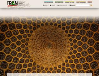 itto.org screenshot