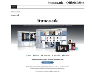 itunesuks.wordpress.com screenshot