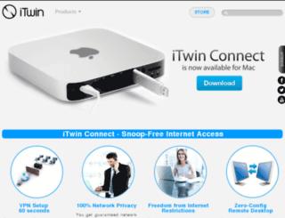 itwin.com screenshot