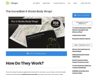 itwraps.com screenshot