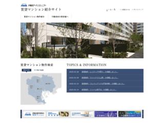 iuc-chintai.com screenshot